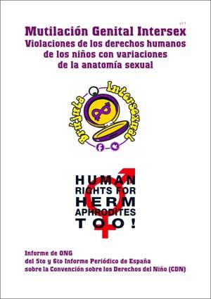 2017 CRC España ONG Intersex IGM