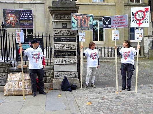 Stop 'ISHID' Genital Mutilators! London, September 15-19 -- /> stop.genitalmutilation.org