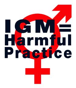 IGM = Harmful Practice
