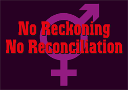Intersex: No Reckoning, No Reconciliation!