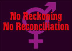 Intersex: No Reckoning, No Reconciliation!
