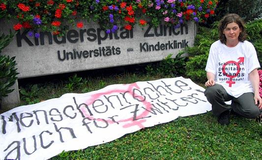 Kinderspital Zürich - Universitäts-Kinderklinik